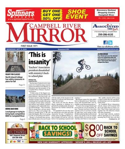 Campbell River Mirror, September 9, 2020