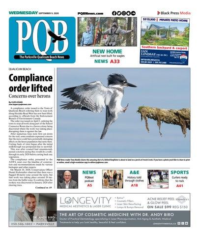 Parksville Qualicum Beach News, September 9, 2020