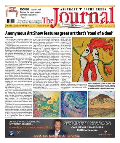 Ashcroft Cache Creek Journal, September 10, 2020