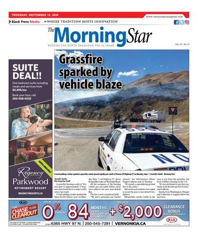 Vernon Morning Star, September 10, 2020