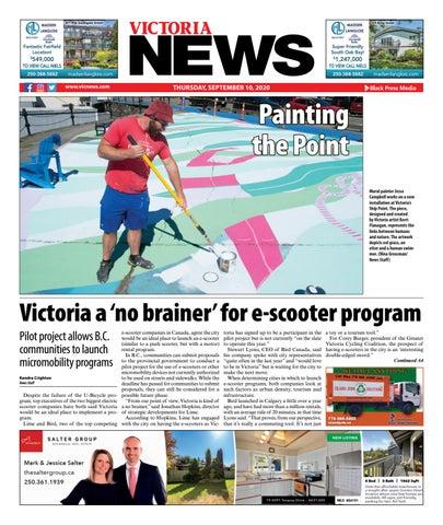 Victoria News, September 10, 2020