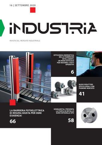 Industria | 16 - Settembre 2020