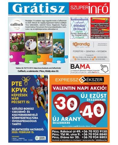 Pécs 2020.01.31