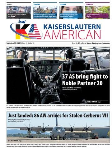 Kaiserslautern American - September 11, 2020