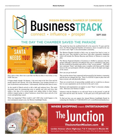 Business Track September 2020