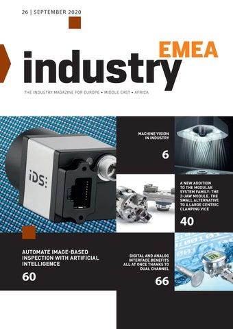 Industry EMEA | 26 - September 2020