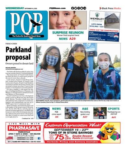 Parksville Qualicum Beach News, September 16, 2020