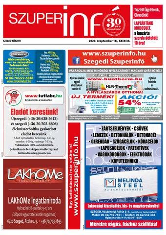 Szeged 2020.09.18