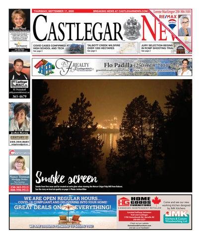 Castlegar News/West Kootenay Advertiser, September 17, 2020