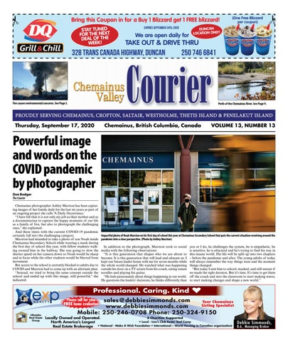 Chemainus Valley Courier, September 17, 2020