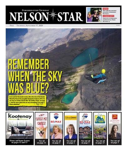 Nelson Star/West Kootenay Advertiser, September 17, 2020