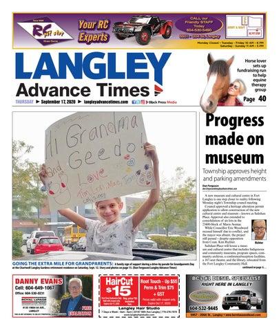 Langley Times, September 17, 2020