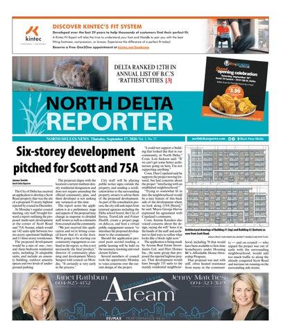 North Delta Reporter, September 17, 2020