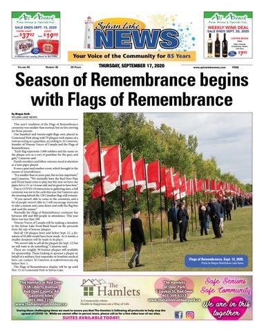 Sylvan Lake News, September 17, 2020
