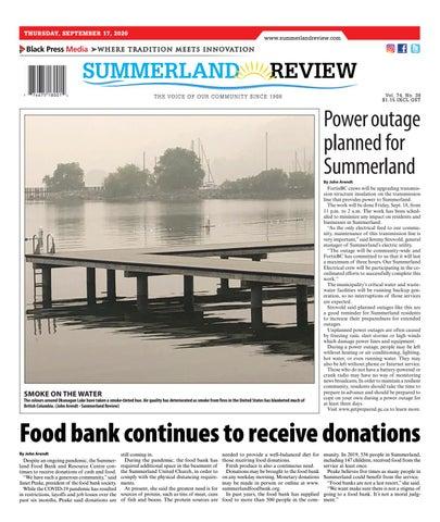 Summerland Review, September 17, 2020