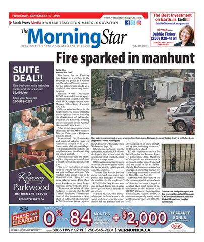 Vernon Morning Star, September 17, 2020