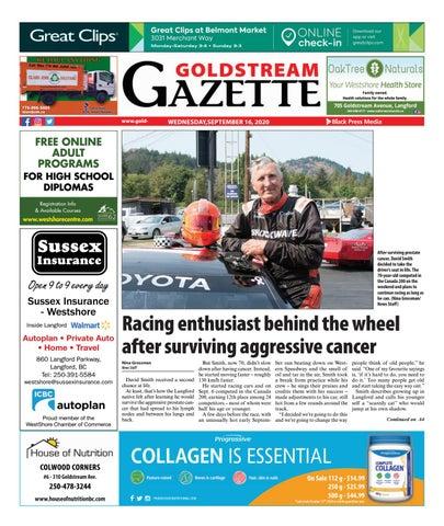 Goldstream News Gazette, September 16, 2020