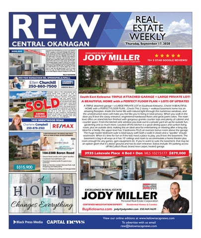 September 17, 2020 Kelowna Capital News