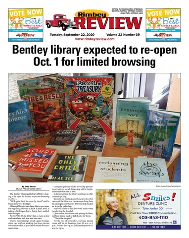 Rimbey Review, September 22, 2020