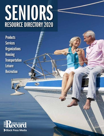 Seniors Resource Directory 2020
