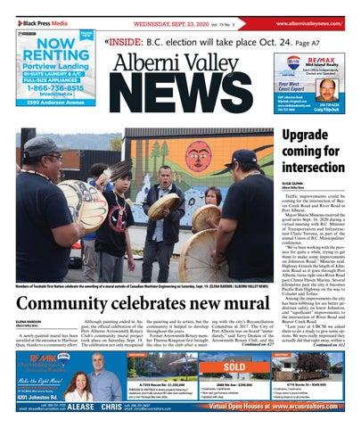 Alberni Valley News, September 23, 2020