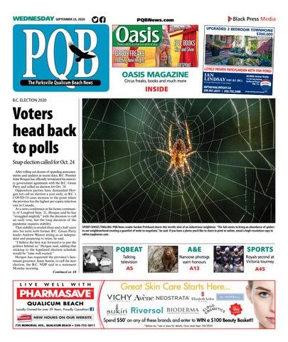 Parksville Qualicum Beach News, September 23, 2020