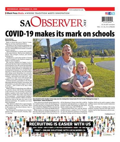 Salmon Arm Observer, September 23, 2020