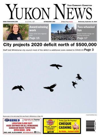 Yukon News, September 23, 2020