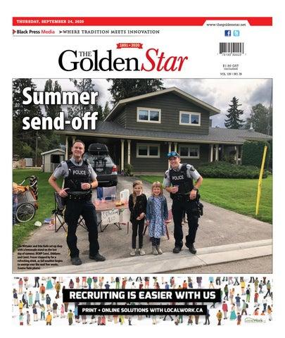 Golden Star, September 24, 2020