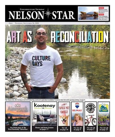 Nelson Star/West Kootenay Advertiser, September 24, 2020