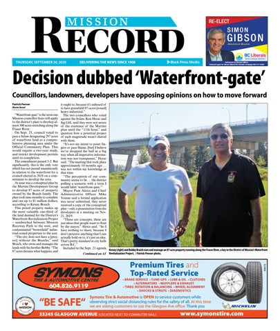 Mission City Record, September 24, 2020
