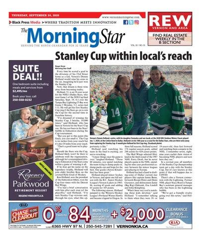 Vernon Morning Star, September 24, 2020