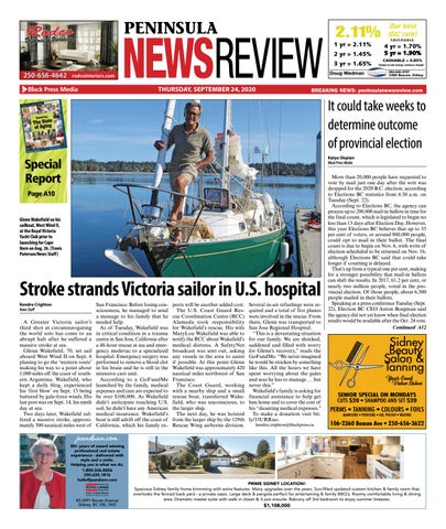 Peninsula News Review, September 24, 2020