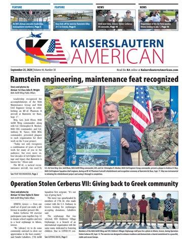 Kaiserslautern American - September 25, 2020