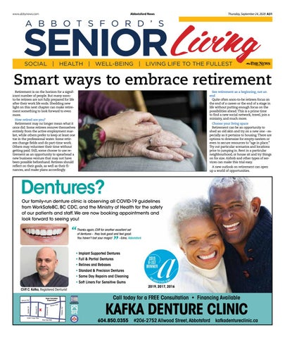Senior Living September 2020