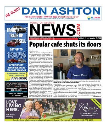 Penticton Western News, September 30, 2020