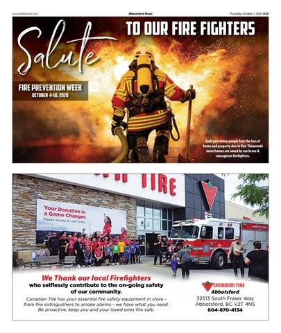 Fire Prevention Week October 2020