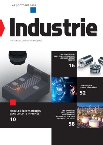 Industrie | 49 - Octobre 2020