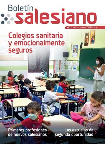 Boletín Salesiano, octubre de 2020