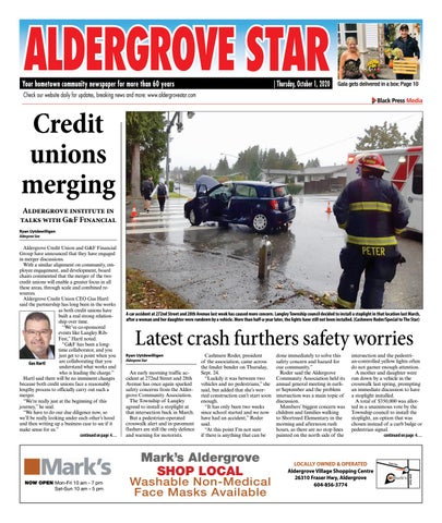 Aldergrove Star, October 1, 2020