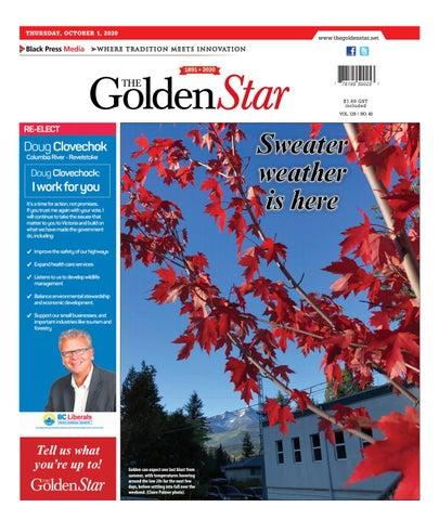 Golden Star, October 1, 2020