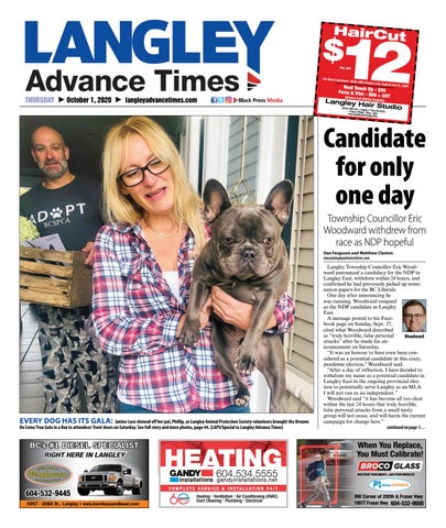 Langley Times, October 1, 2020