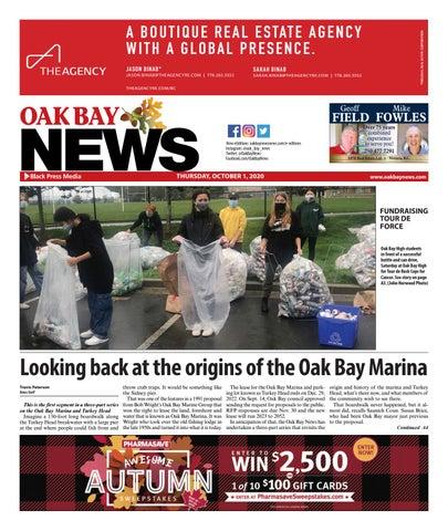 Oak Bay News, October 1, 2020