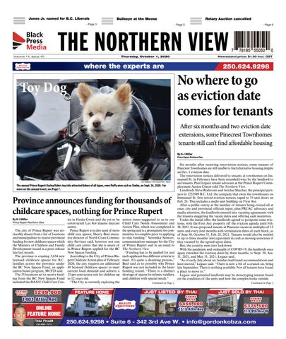 The Northern View/Northern Connector, October 1, 2020