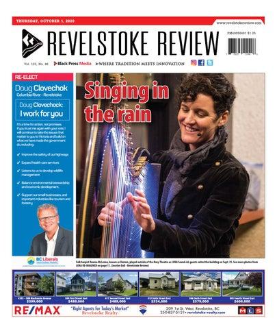 Revelstoke Times Review, October 1, 2020