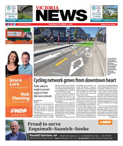 Victoria News, October 1, 2020