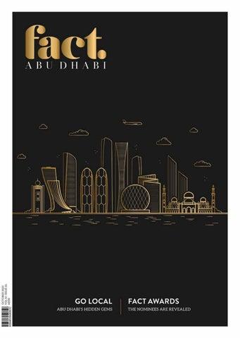 FACT ABU DHABI OCTOBER 2020