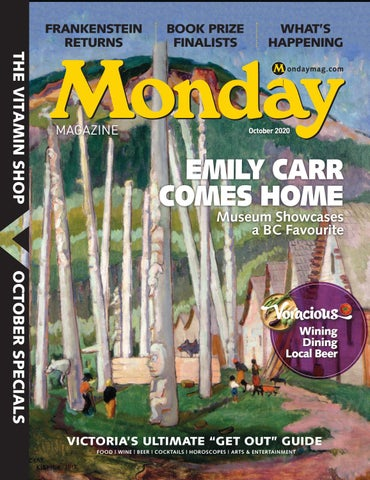 Monday Magazine, October 1, 2020