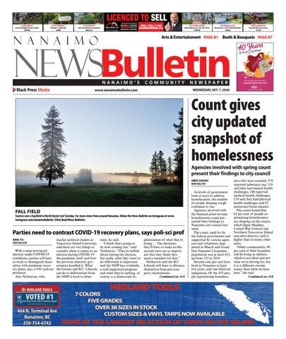 Nanaimo News Bulletin, October 7, 2020