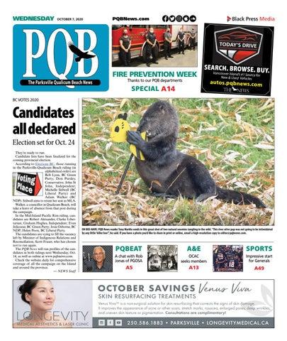 Parksville Qualicum Beach News, October 7, 2020